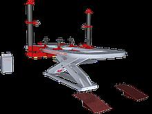 Cтапель платформенный с ножничным подъемником