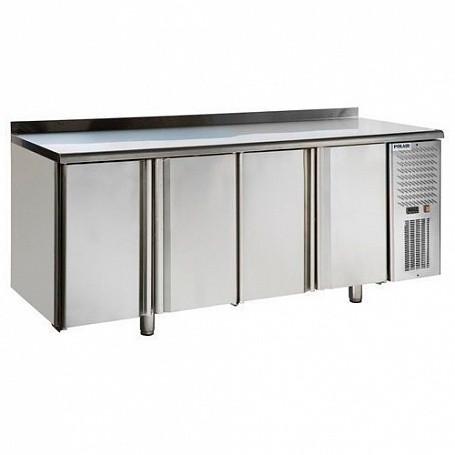 Стол среднетемпературный V=600л, ПОЛАИР TM4GN-G Grande (- 2...+10С, 2060х705х850/910мм, 4 двери)