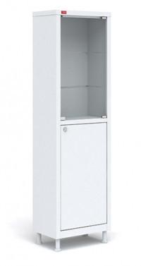 Медицинский шкаф одностворчатый M1 175.60.40 С (1750*х600х400 мм)