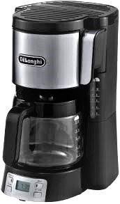 Кофеварка капельная DeLonghi ICM15250 Черный, фото 2