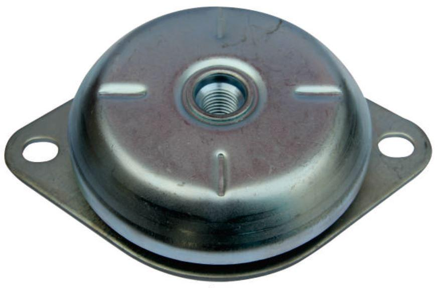 Виброизолятор (виброгаситель) резиновый, FRH6335М