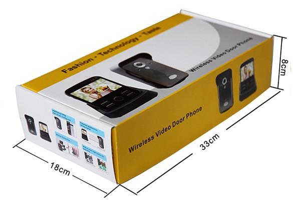 Беспроводной видео домофон, производитель Kivos - фото 2