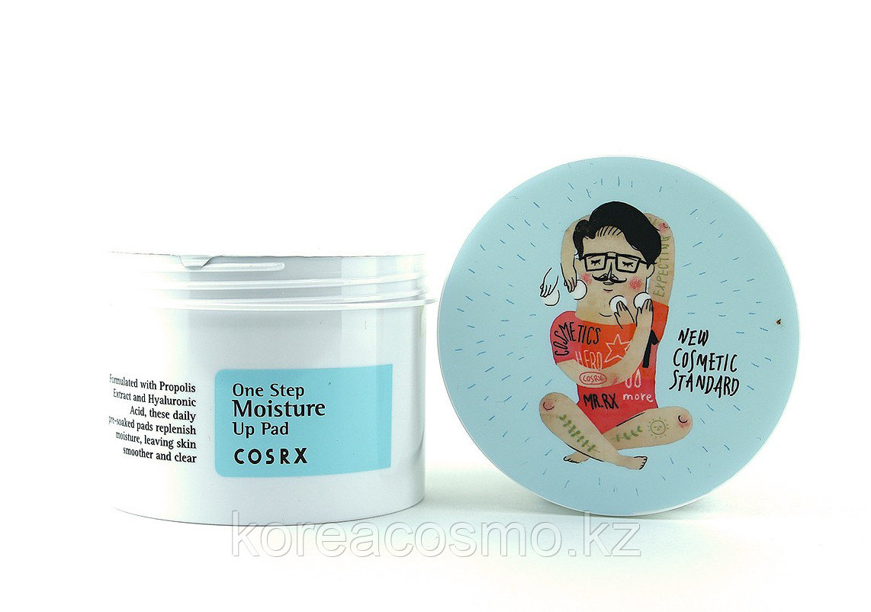 COSRX Увлажняющие пэды для чувствительной кожи COSRX One Step Moisture Up Pad (70 шт)