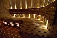 Декоративное освещение для русских бань.