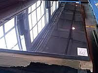 Лист 0,8 AISI 304 х/к, зеркальный