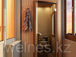 Финские сауны для балконов, квартир и частных домов.