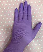 Нитриловые нестерильные, одноразовые неопудренные перчатки. Без упаковок
