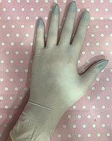 Латексные нестерильные,одноразовые неопудренные перчатки.