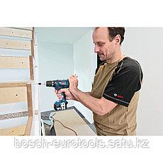 Bosch GSR 14,4-2-LI Plus Professional (2.0 Ah x 2, Case) в Казахстане, фото 2