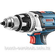 Bosch GSR 18 VE-2-LI Professional (4.0 Ah x 2, L-BOXX) в Казахстане, фото 3