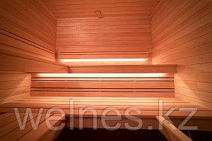 Декоративное освещение для инфракрасных саун.