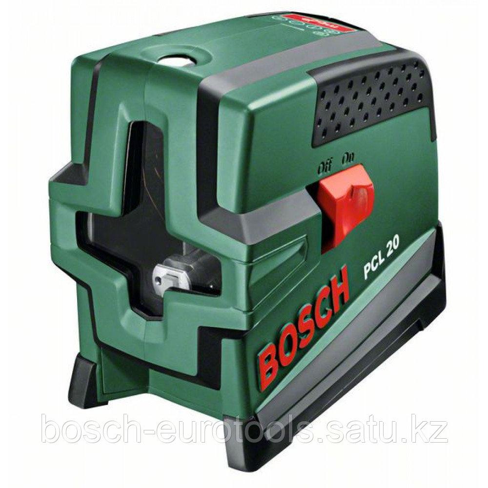 Лазерный нивелир Bosch PCL 20 в Казахстане