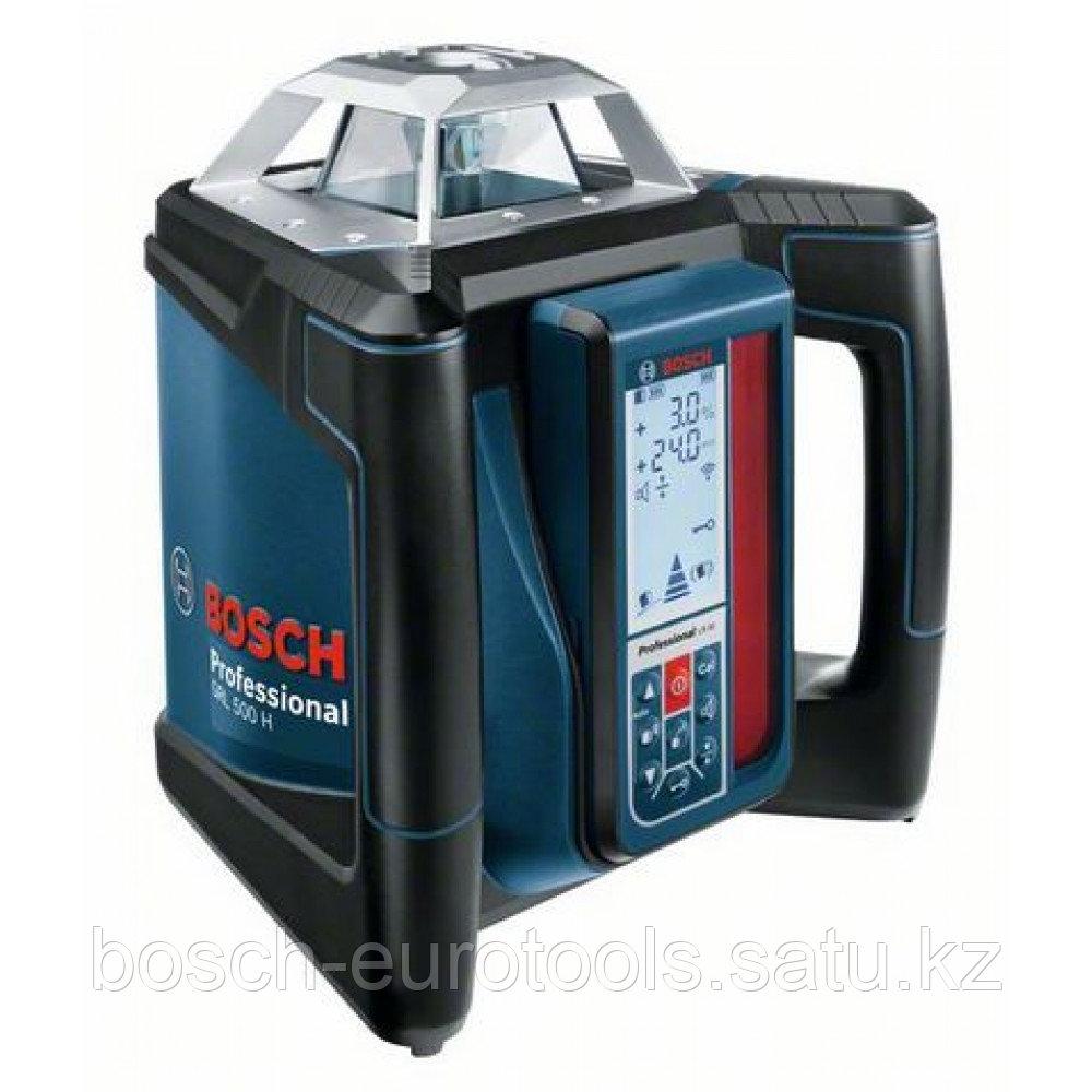 Bosch GRL 500 H + LR 50 Professional в Казахстане