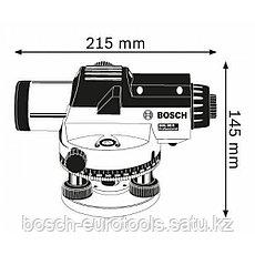 Bosch GOL 26 D Professional в Казахстане, фото 2