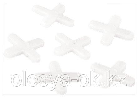 Крестики 3 мм, 250 шт. SPARTA, фото 2