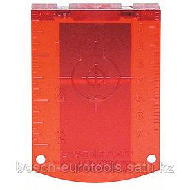 Bosch мишень (цвет красный) Professional в Казахстане
