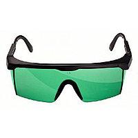 Bosch очки для наблюдения за лазерным лучом (цвет зеленый) Professional в Казахстане