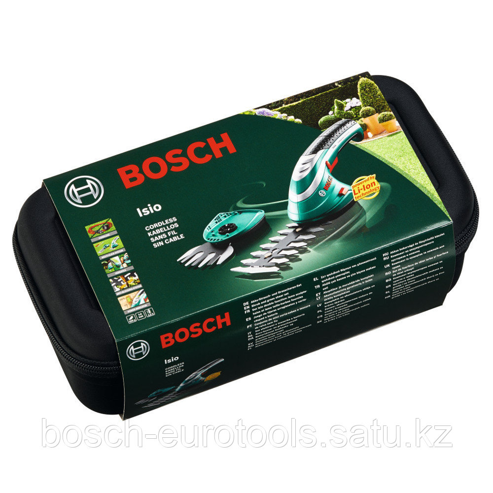 Bosch Isio 3 в Казахстане - фото 5