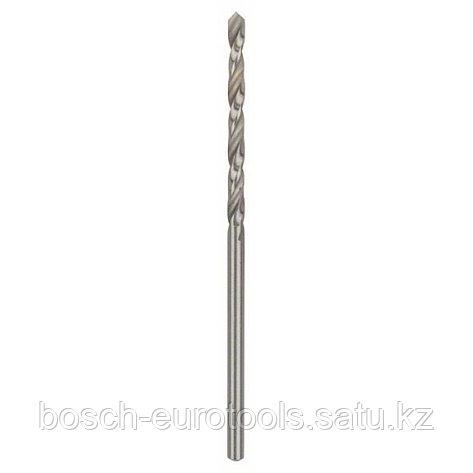 Свёрла по металлу HSS-G, DIN 338 2,5 x 30 x 57 mm в Казахстане, фото 2