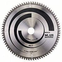 Пильный диск Multi Material 254 x 30 x 3,2 mm, 80 в Казахстане