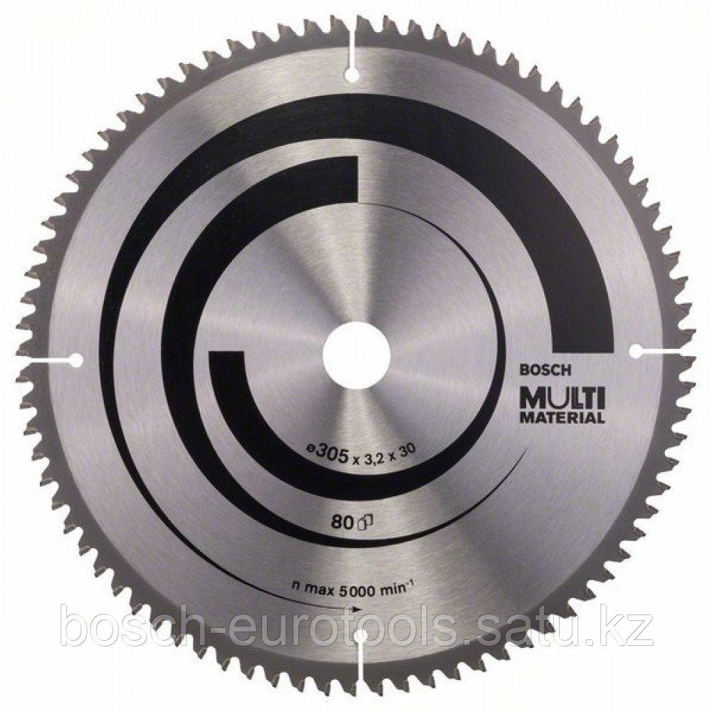 Пильный диск Multi Material 305 x 30 x 3,2 mm, 80 в Казахстане
