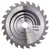 Пильный диск Optiline Wood 235 x 30/25 x 2,8 mm, 24 в Казахстане