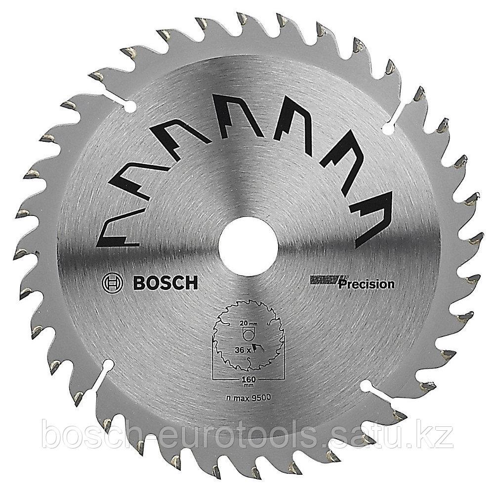 Пильный диск Precision 160 x 20 x 2,5 mm, 36 в Казахстане