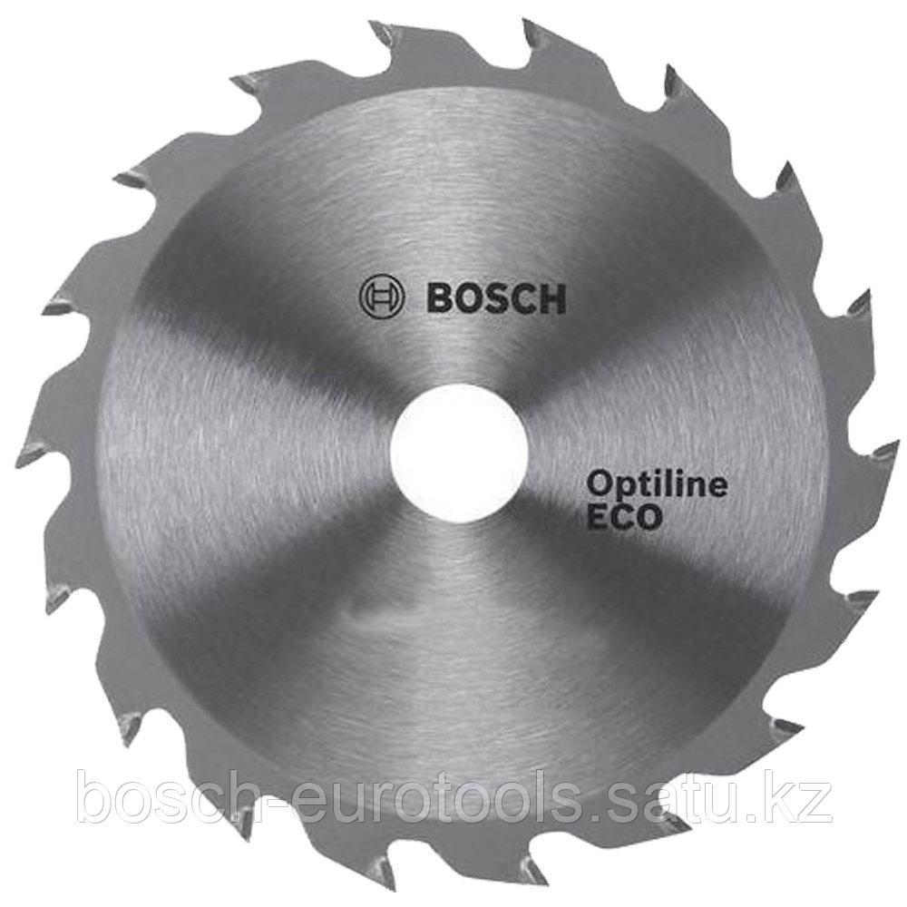 Пильный диск Optiline ECO 160х20/16 мм; Z36 в Казахстане