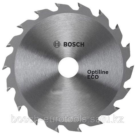 Пильный диск Optiline ECO 160х20/16 мм; Z36 в Казахстане, фото 2