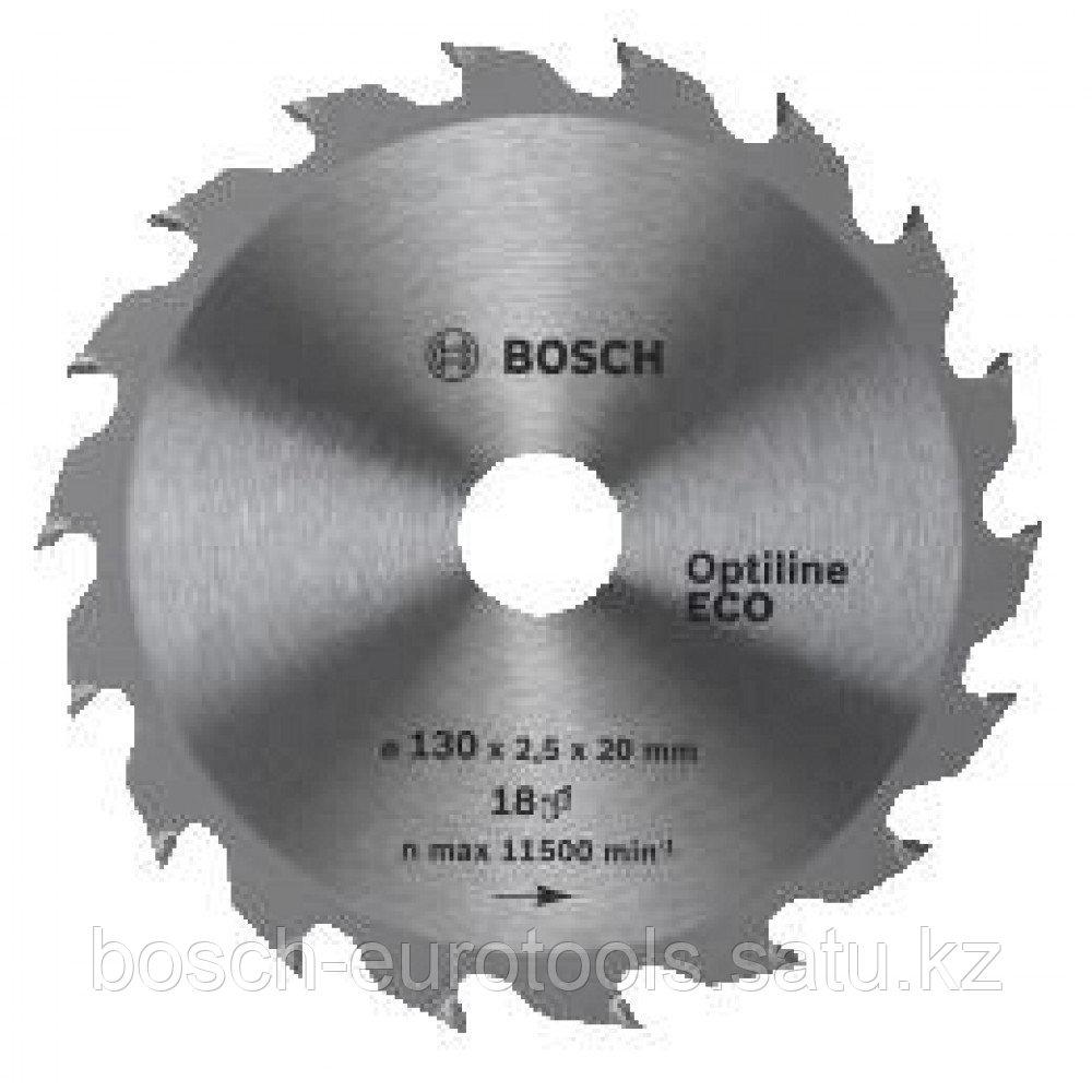 Пильный диск Optiline ECO 230x30x2.5, 24 в Казахстане