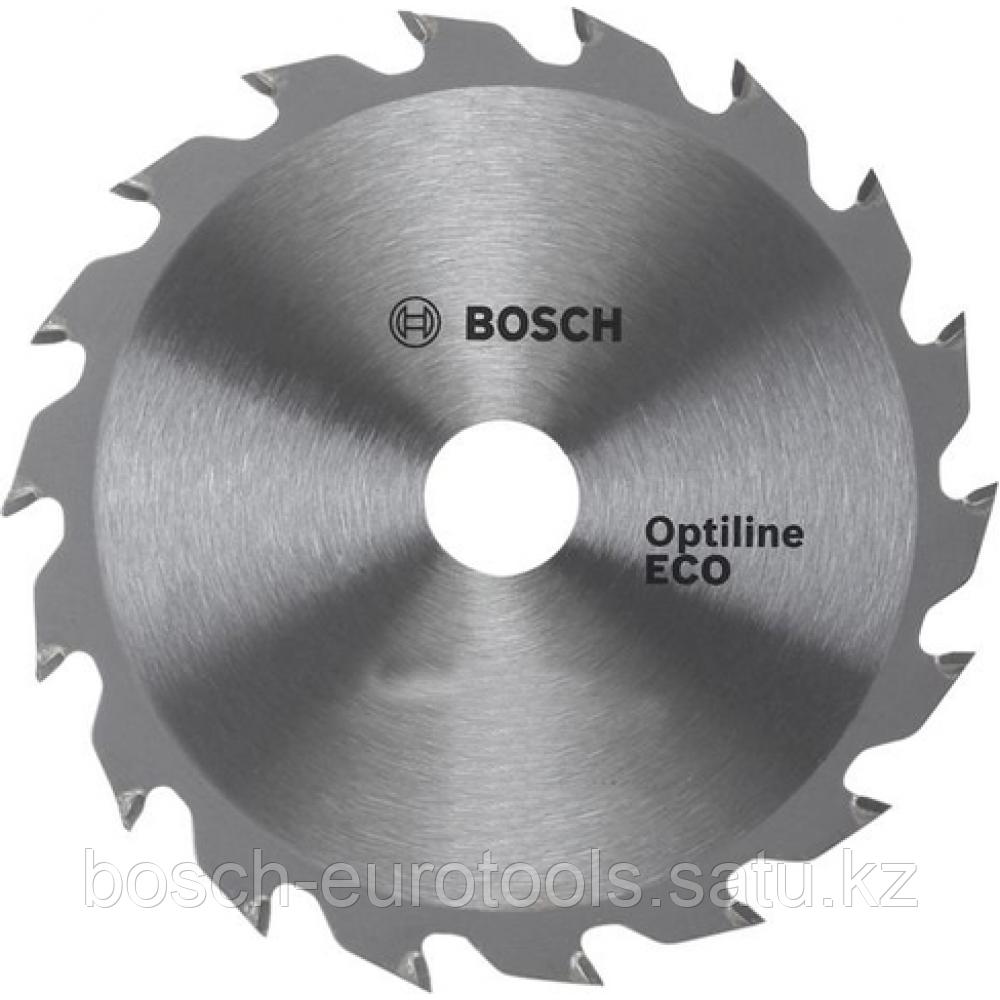 Пильный диск Optiline ECO 190x30x2.5, 24 в Казахстане