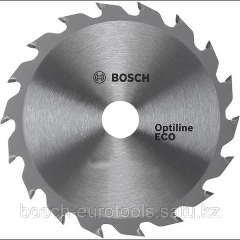 Пильный диск Optiline ECO 190x30x2.5, 24 в Казахстане, фото 2