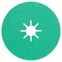 Фибровый шлифкруг R584, Best for Inox 125 мм, 22,23 мм, 80 в Казахстане