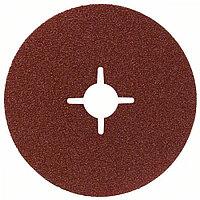 Фибровый шлифкруг R444, Expert for Metal 180 мм, 22 мм, 80 в Казахстане