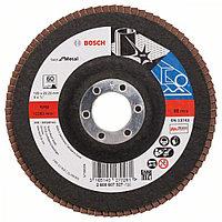 Лепестковый шлифкруг X571, Best for Metal 125 мм, 22,23 мм, 60 в Казахстане