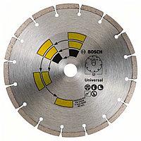 Алмазный отрезной круг Universal 230 x 22,23 x 2,4 x 7,0 mm в Казахстане