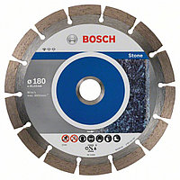 Алмазный отрезной круг Standard for Stone 180 x 22,23 x 2 x 10 mm в Казахстане