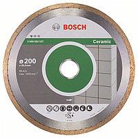 Алмазный отрезной круг Standard for Ceramic 200 x 25,40 x 1,6 x 7 mm в Казахстане