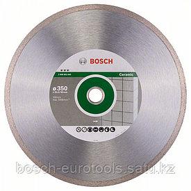 Алмазный отрезной круг Best for Ceramic 350 x 30/25,40 x 3 x 10 mm в Казахстане
