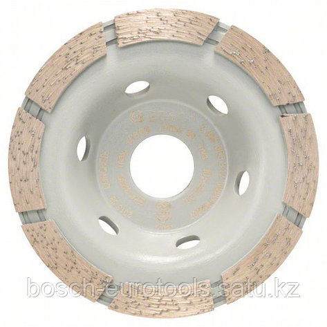 Алмазный чашечный шлифкруг Standard for Concrete 105 x 22,23 x 3 мм в Казахстане, фото 2