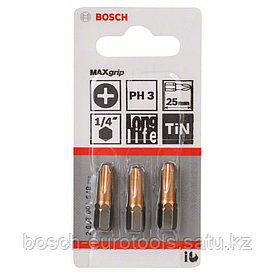 Насадка-бита Max Grip PH 3, 25 mm в Казахстане