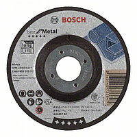 Обдирочный круг, выпуклый, Best for Metal A 2430 T BF, 115 mm, 7,0 mm в Казахстане