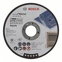 Отрезной круг, прямой, Best for Metal, Rapido A 60 W BF, 115 mm, 1,0 mm в Казахстане