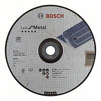 Обдирочный круг, выпуклый, Best for Metal A 2430 T BF, 230 mm, 7,0 mm в Казахстане