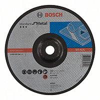 Обдирочный круг, выпуклый, Standard for Metal A 24 P BF, 230 mm, 22,23 mm, 6,0 mm в Казахстане