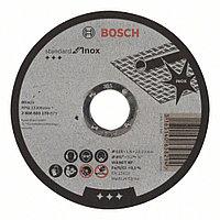 Отрезной круг, прямой, Standard for Inox WA 60 T BF, 115 mm, 22,23 mm, 1,6 mm в Казахстане