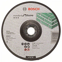 Отрезной круг, выпуклый, Standard for Stone C 30 S BF, 180 mm, 22,23 mm, 3,0 mm в Казахстане