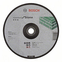 Отрезной круг, выпуклый, Standard for Stone C 30 S BF, 230 mm, 22,23 mm, 3,0 mm в Казахстане