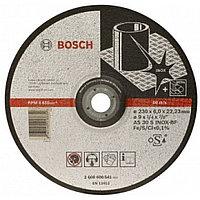 Обдирочный круг, выпуклый Expert for Inox AS 30 S INOX BF, 230 mm, 6,0 mm в Казахстане