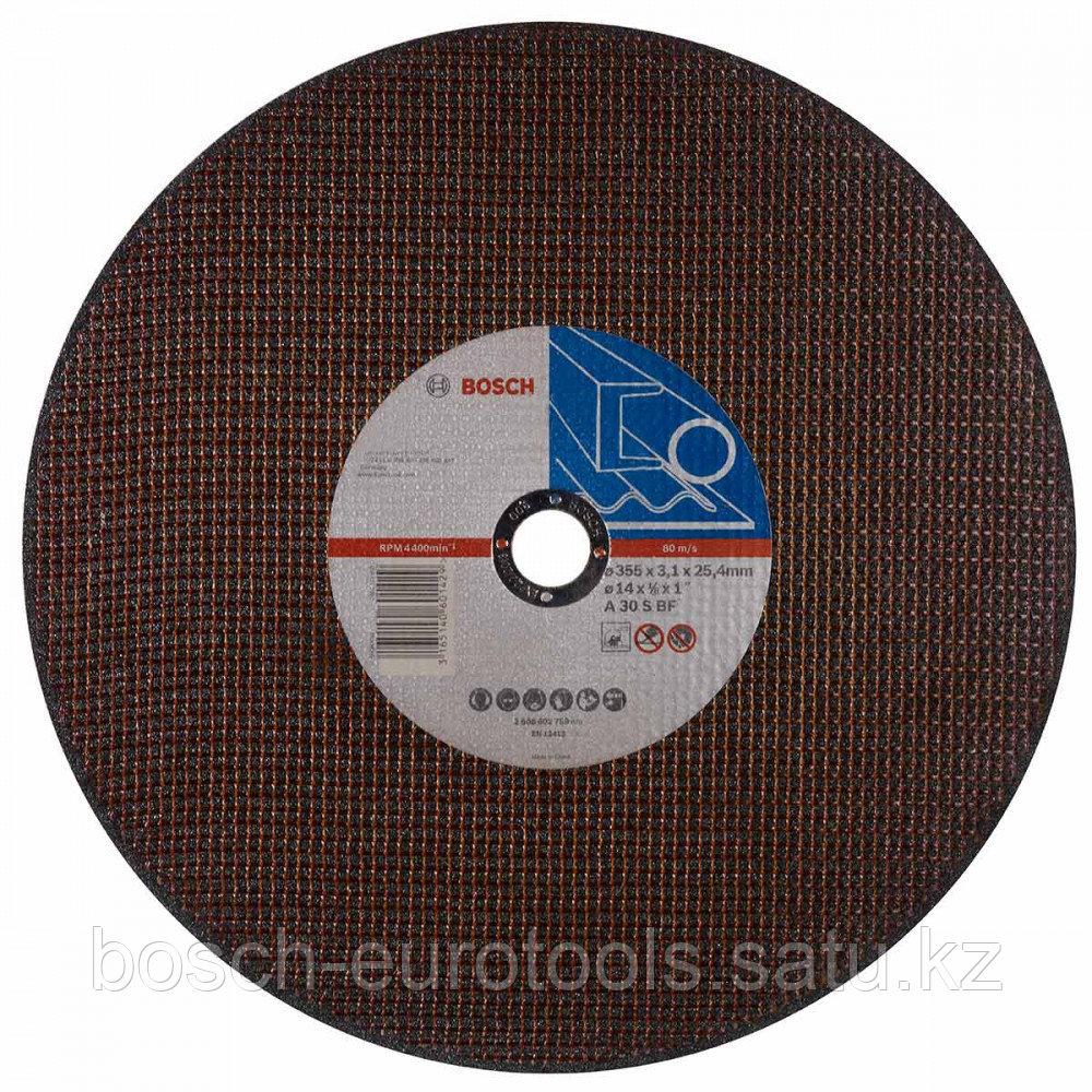 Отрезной круг, выпуклый, Expert for Metal 355х3.1х25.4 mm в Казахстане